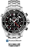 Omega Seamaster Diver Automatic Chronograph Mens Watch 21230445201001