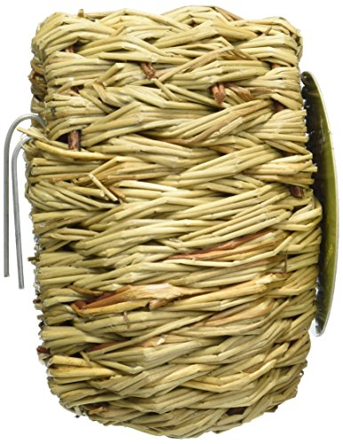 Prevue Pet Products BPV1151 Finch Covered Twig Birds Nest, 4-Inch