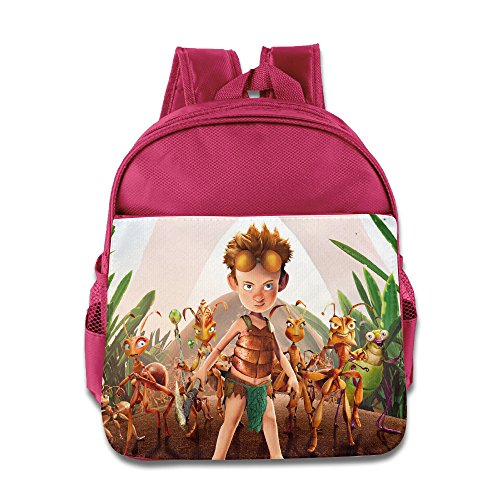 The Ant Bully Toddler School Bag Pink