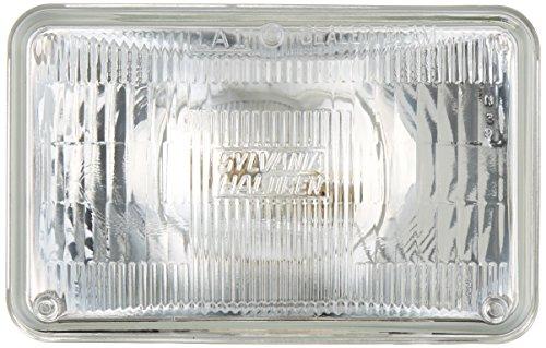 SYLVANIA H4651 Basic Halogen Sealed Beam Headlight 100x165, (Contains 1 Bulb) ()