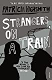 Book cover for Strangers on a Train