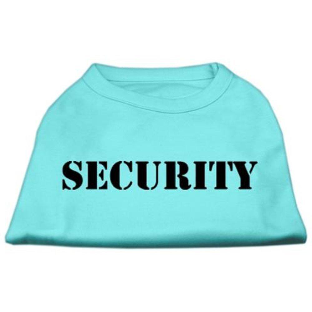 Dog   Cat   Pet Charms Security Screen Print Shirts Aqua w  black text XXXL (20)