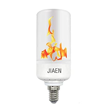Bombilla Led con efecto de llama de fuego, de E-Jiaen. Bombilla de
