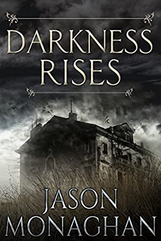 book cover of Darkness Rises