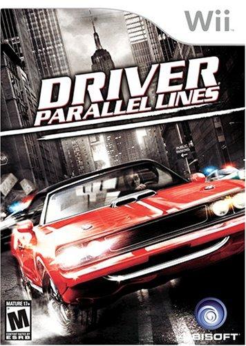 Driver: Parallel Lines - Nintendo Wii