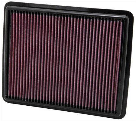 K and N 33-2448 Replacement Air Filter Kia Sorento 2.4L L4 and 3.5L V6, 2010