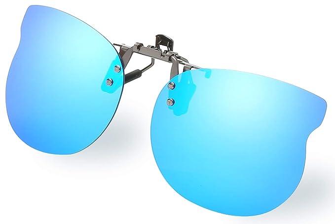 Amazon.com: Diovento - Gafas de sol polarizadas con clip ...