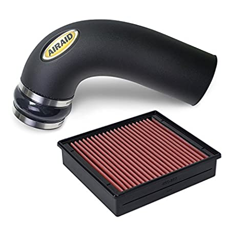 AIRAID 301-786 Jr. Intake Kit with Synthamax Dry Filter (Airaid Cold Air Intake Cleaner)