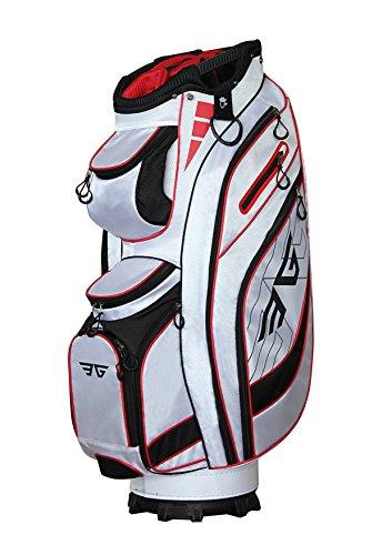 Eagole Super Light Golf Cart Bag,14 Way Full Length Divider,9 Pockets