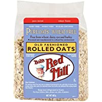 Bob's Red Mill Pure Wheat Free Rolled Oats, 907g