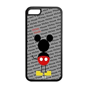 Fashion Case Case for iPhone 6 plus 5.5'',Cover for iPhone 6 plus 5.5'',iPhone 6 plus 5.5'' case cover,case cover for iPhone 6 plus 5.5'',Mickey Mouse Design TPU Screen Protector case cover RwYL2btXoG0 for Apple iPhone 6 plus 5.5''