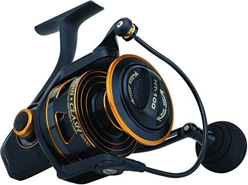 Penn 641-1366179 Clash Spinning Fishing Reel