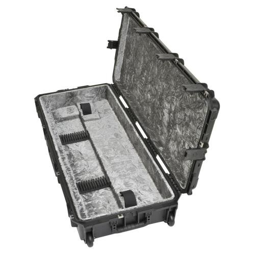 SKB Sports Compound I Series Platinum Interior Bowcase, 41 x 15.5 x 5'', Black