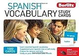 Berlitz Spanish Vocabulary Study Cards, Berlitz, 9812689168