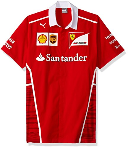 (Puma Ferrari Replica Team Shirt)