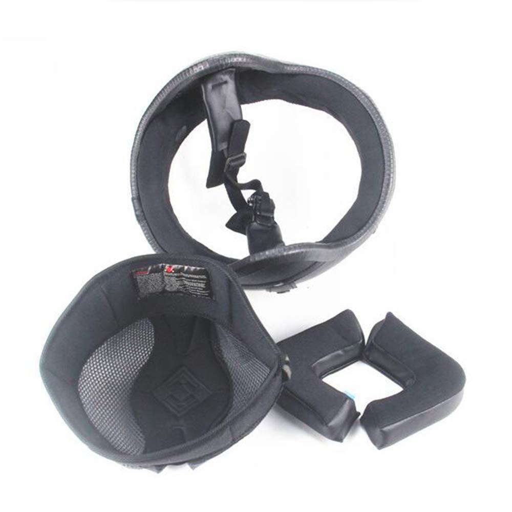 S, L, MXL, XXL ,Black,S handgefertigte Pers/önlichkeits-Retro Brille Mundfilter abnehmbare Maske AA100 Harley-Helm