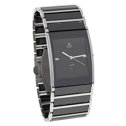 6ebeefd39 Rado Integral Jubile Men'S Watch R20852702: Amazon.co.uk: Watches