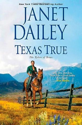 book cover of Texas True