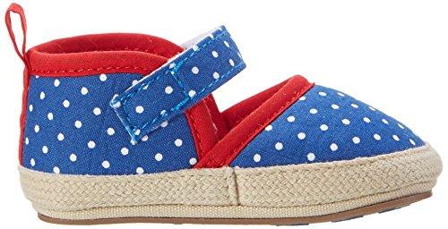SterntalerBaby-ballerina - patucos y zapatillas de estar por casa Bebé-Niños Blau (Blau)