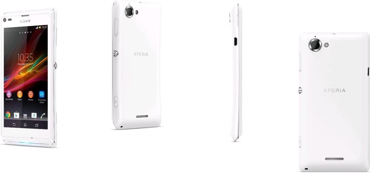 Sony Xperia L - Smartphone libre (USB, Android, Bluetooth, Wi-Fi ...