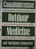 img - for The Commonsense Outdoor Medicine and Emergency Companion by Newell D. Breyfogle (1993-05-02) book / textbook / text book