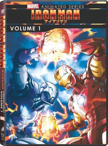 marvel anime dvd - 9