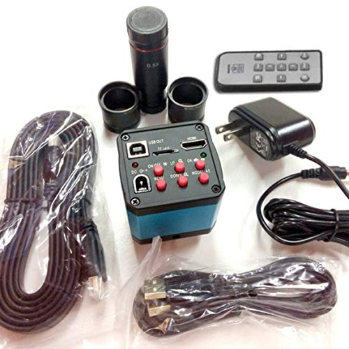 (Dalkeyie 14MP HDMI Electronic Industry Digital Microscope + C-Mount Zoom Lens Kit )