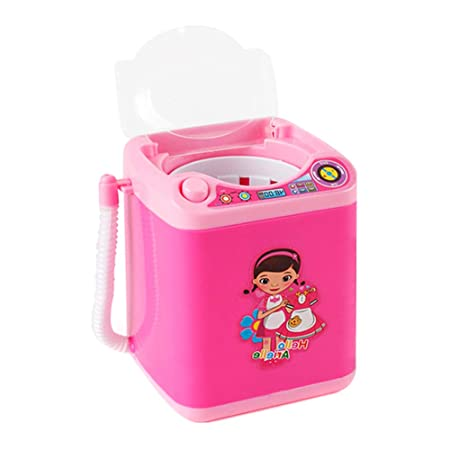 Klinkamz - Mini Lavadora multifunción para niños, Juguete de ...