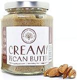 Pure Fresh Creamy Pecan Butter, 11 oz   Millican Pecan since 1888   San Saba, Texas