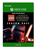 LEGO Star Wars: The Force Awakens Season Pass - Xbox One Digital Code