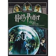 Harry Potter Y La Orden Del Fenix Año Cinco