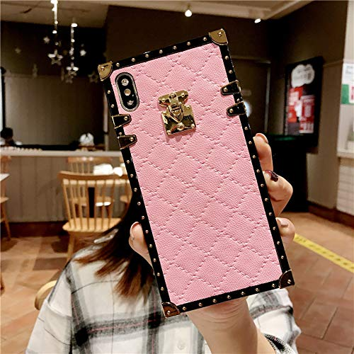 f0dafdd1b35a Amazon.com  iPhone Xs Max Grid Plaid Case