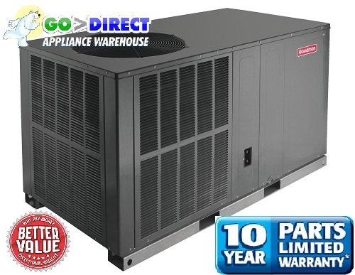 Goodman 4 Ton 14 SEER Heat Pump Package Unit -