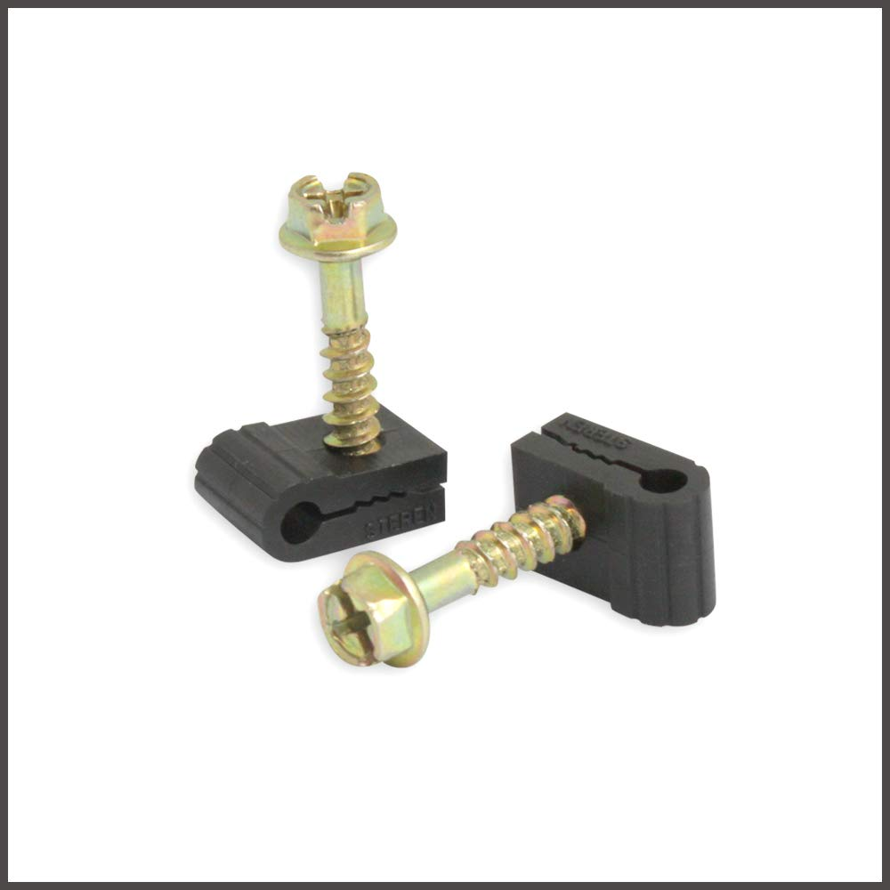 Coaxial Cable Clips - Cable Holder - Wire Clips