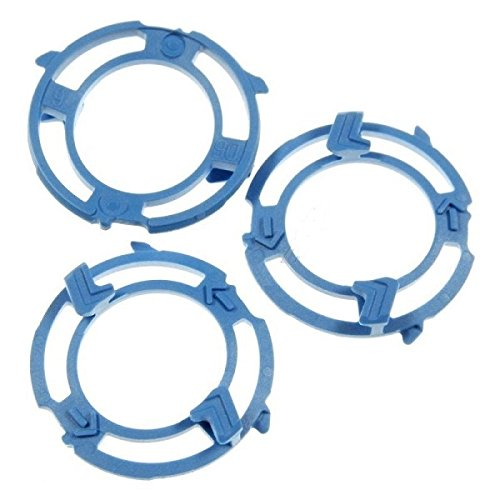 (Blade Retaining Rings for Philips Norelco S5000 Series Models )