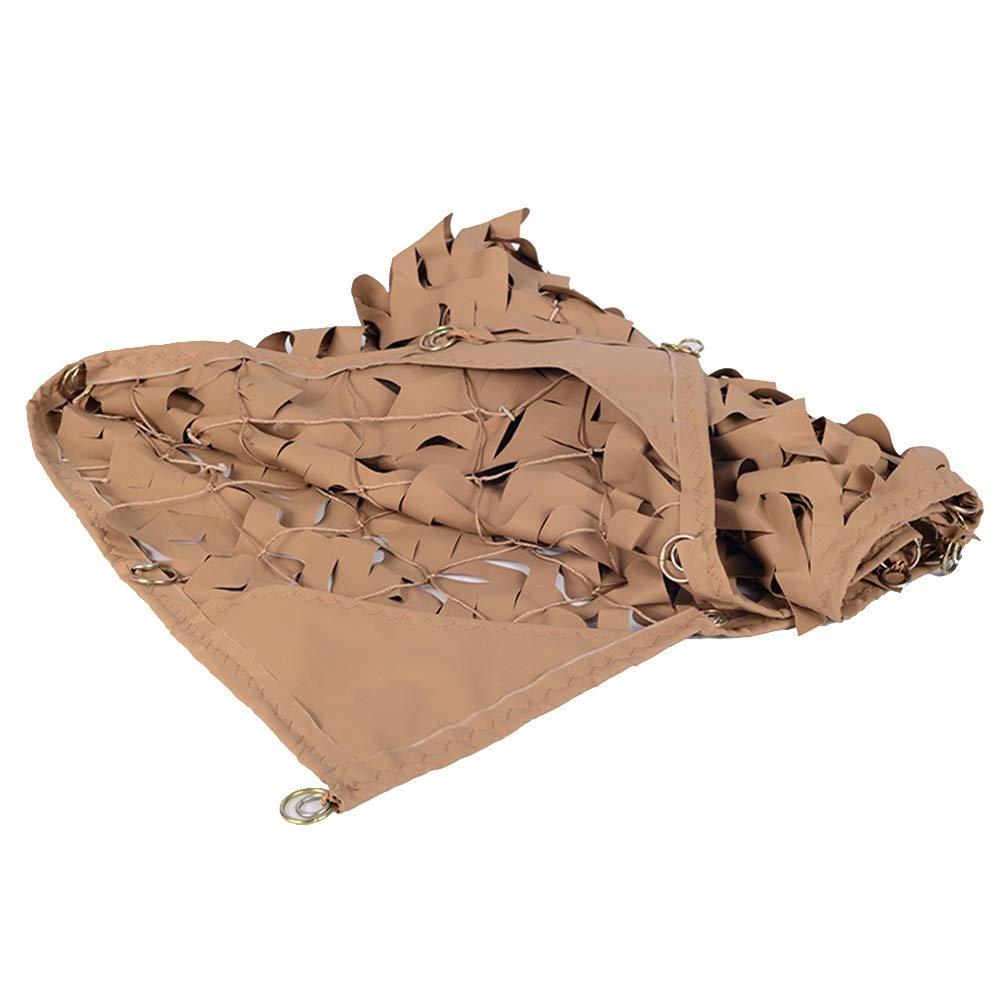 Vert 2x2m YANGJUN-Filet De Camouflage Crème Solaire Isolation Désert Camouflage Cacher Camping Tissu Oxford 210D De Plein Air Couche Double Personnalisable (Couleur   Vert, Taille   3x3m)