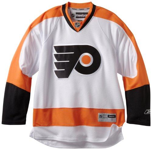 NHL Philadelphia Flyers Premier Jersey, White – DiZiSports Store