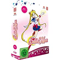 Sailor Moon - Box Vol. 1 [6 DVDs]