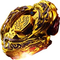 Toupie L-Drago Destroy Gold Armored Version avec sticker spécial - Beyblade Or 4D collector Drago Destructor Destroyer Takara Tomy authentique TRES RARE