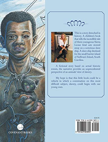 The Afrikan Feral Cats of Sullivan's Island by Covenant Books (Image #2)