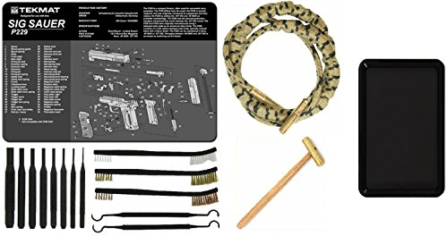 Ultimate Arms Gear Otis Ripcord .22 Cal Bore Cleaner Gunsmit