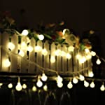 InnooTech 100 LED Ball String Lights...