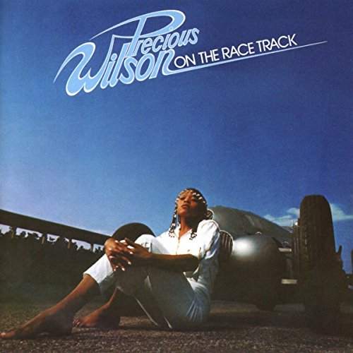 Precious Wilson - On The Race Track - (HSR 019) - REMASTERED - CD - FLAC - 2018 - WRE Download