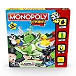 Hasbro Gaming Monopoly - Junior, Edition for Children