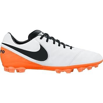 save off 9dcdb 8575c Nike Botas de fútbol - 819217-108 - tiempo legacy ii ag-r - hombre - 44  1 2  Amazon.es  Deportes y aire libre