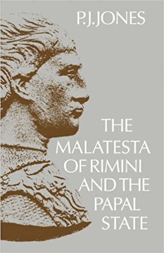 The Malatesta of Rimini and the Papal State