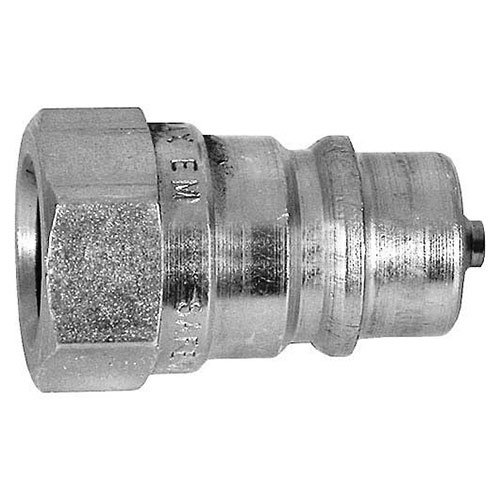BUYERS PRODUCTS 1304021 COUPLER MALE HOSE 1   4IN NPT REPLACES MEYER  22291 - LOT OF 7
