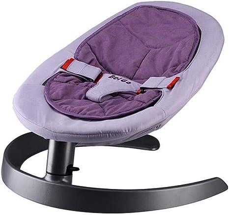 WY-Tong silla bebe Bebé silla azul mecedora, comodidad ...