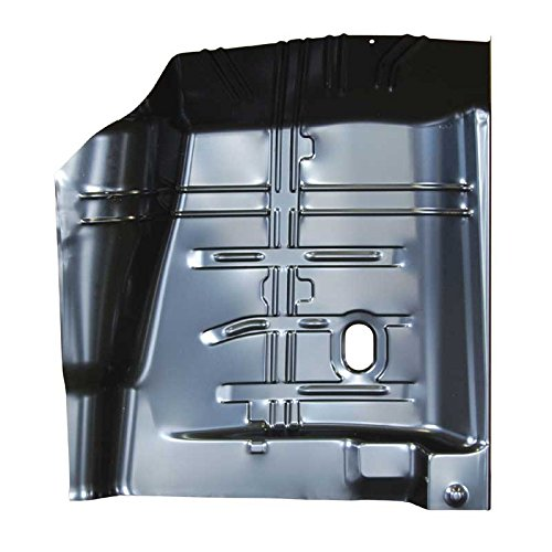 Front Floor Pan Patch - RH - 68-72 Chevelle GTO Skylark Cutlass