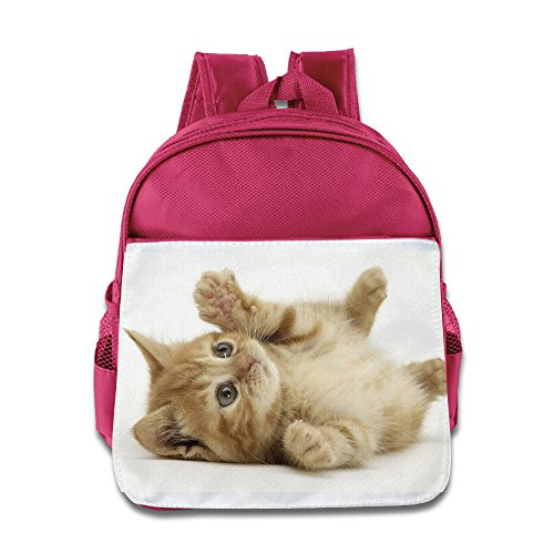 Max The Dog Costume For Adults (Custom Cool Cat-dog Kids Children School Backpack For 1-6 Years Old Pink)
